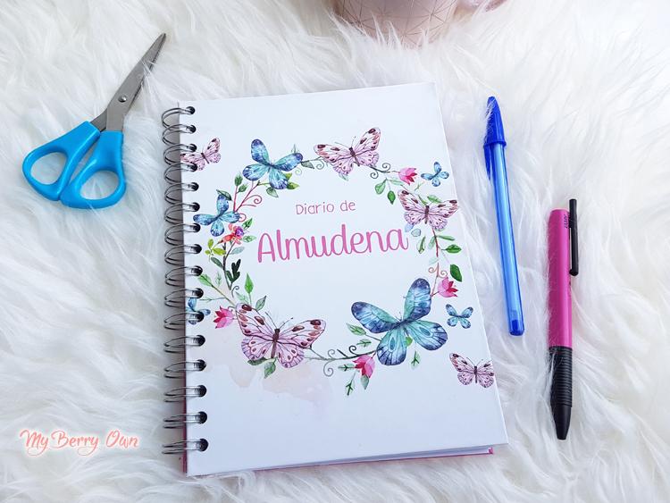 Diario Mariposas y Hadas