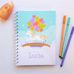 Diario unicornio portada