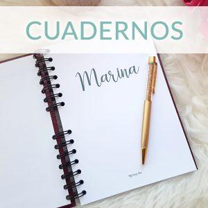 Imagen portada tienda cuadernos
