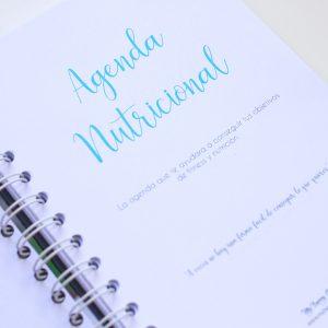 Agenda Nutricional primera pagina
