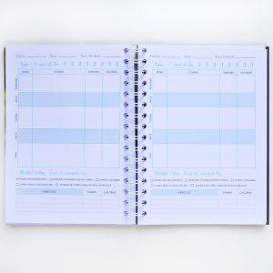 Agenda Nutricional registro diario