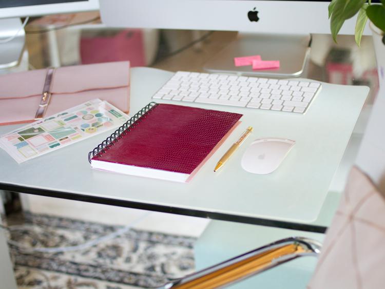 Escritorio oficina productividad