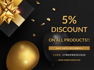 cyberweek discount