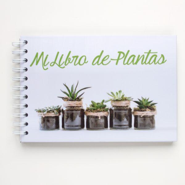 Mi libro de plantas portada